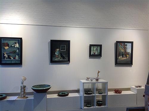 Jan de Haas Galerie Desiree Verkerk