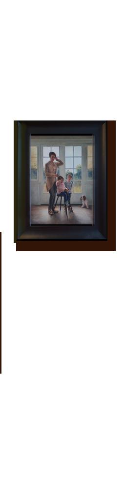 Realistisch-schilderij_ luizenmoeder, portretschilder