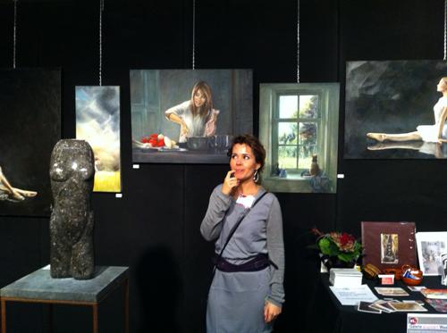 Desiree Verkerk exposities kunst en living ahoy