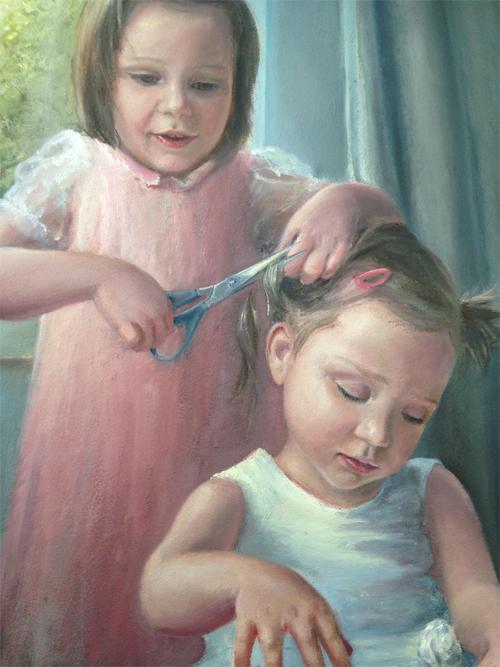 schildeirj olieverf realistische kunst