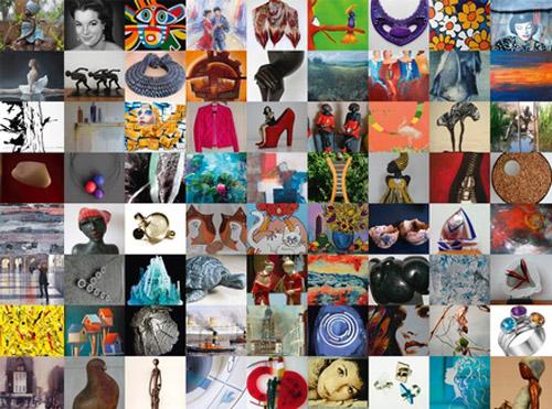 Desiree Verkerk schilderijen